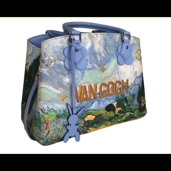 Louis Vuitton Handbags - Louis Vuitton Van Gogh Montaigne